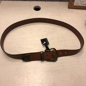 Express women's belt